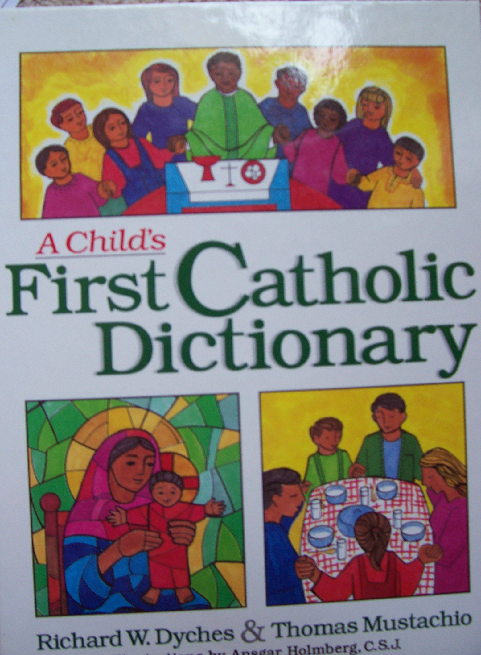 A Child's First Catholic Dictionary