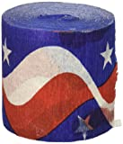 Beistle 55391 Flame Resistant Stars and Stripes