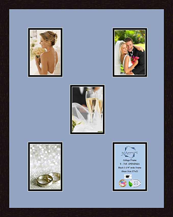 Amazon.de: Art An Rahmen double-multimat-63-835/89-frbw26061 Collage ...