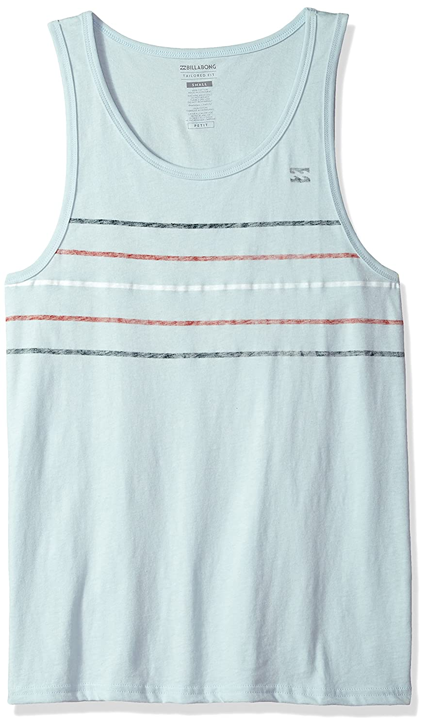 41778c9eef192 Amazon.com  Billabong Men s Team Stripe Tank  Clothing