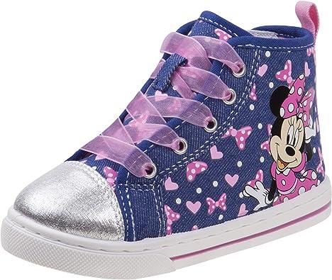 Disney Kids' Minnie Mouse Sneaker