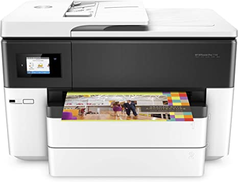 Amazon.com: HP OfficeJet Pro 7740 Impresora ancha todo en ...