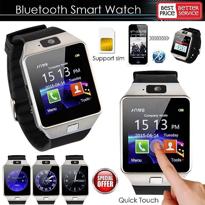 hontrue Smart Watch Reloj de pulsera de reloj móvil ...