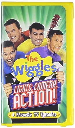 Amazon wiggleslights camera action vhs artist not wiggleslights camera action vhs sciox Image collections