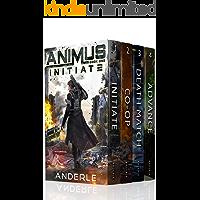 Animus Boxed Set 1 (Books 1-4): Initiate, Co-Op, Death Match, Advance