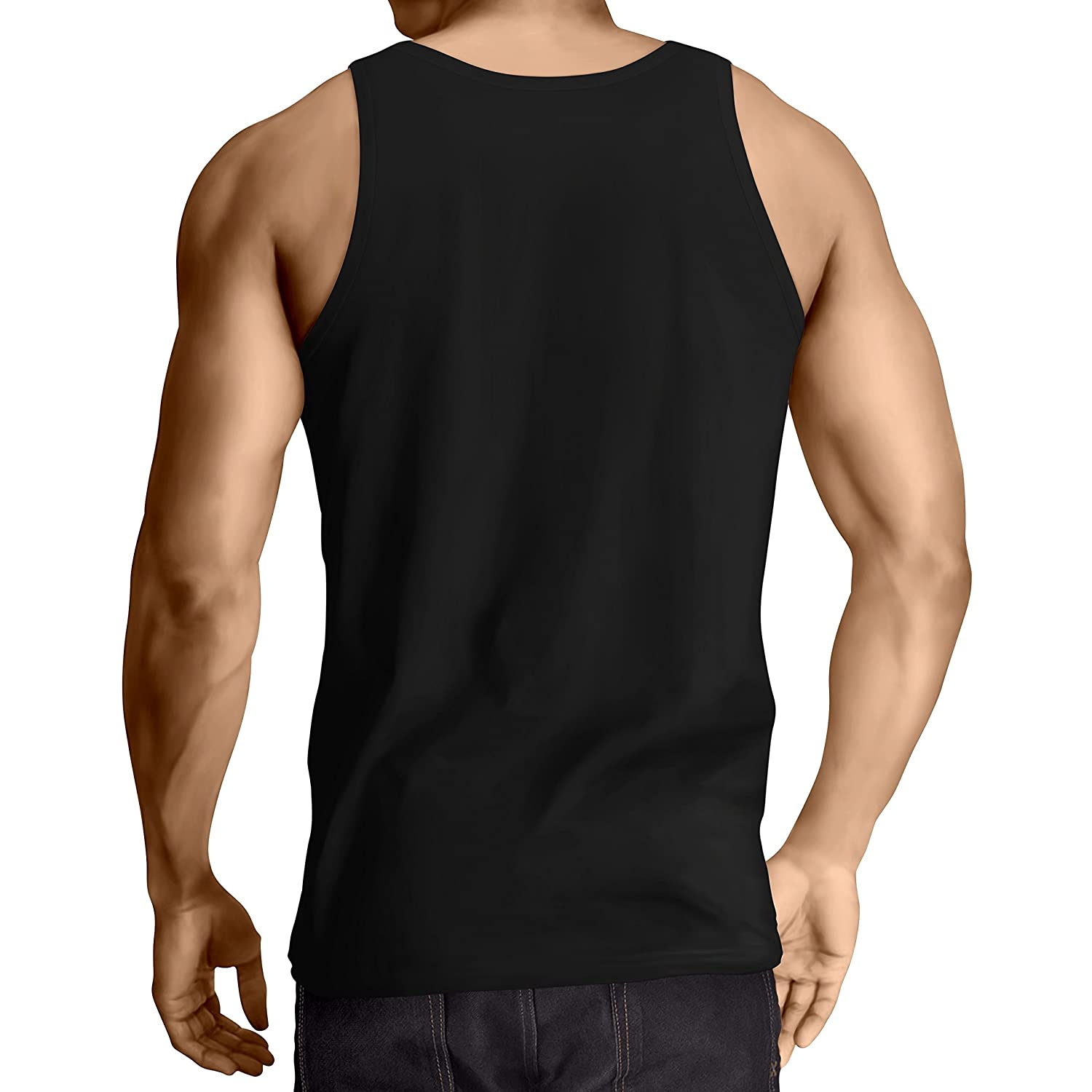 Kihy Store You Cant Scare Me I Have Two Sons Tank Top Shirts