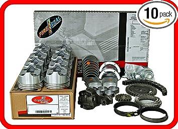 INTAKE VALVES 8 96-02 Chevrolet GM 350 5.7L OHV V8 VORTEC