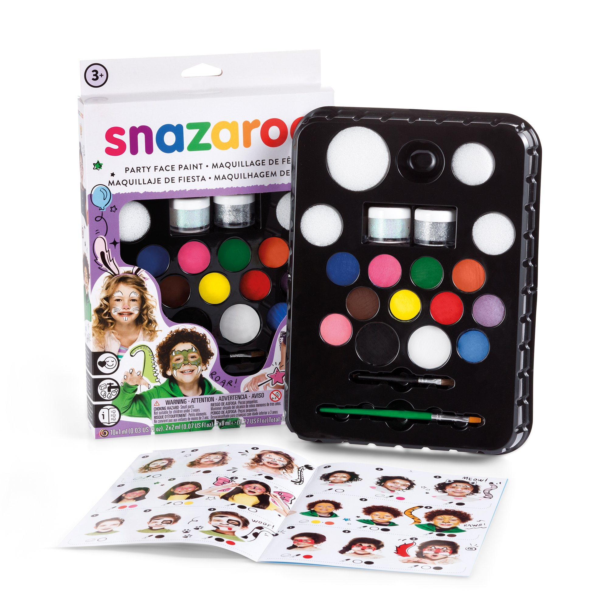 Snazaroo Face Paint Ultimate Party Pack by Snazaroo (Image #3)