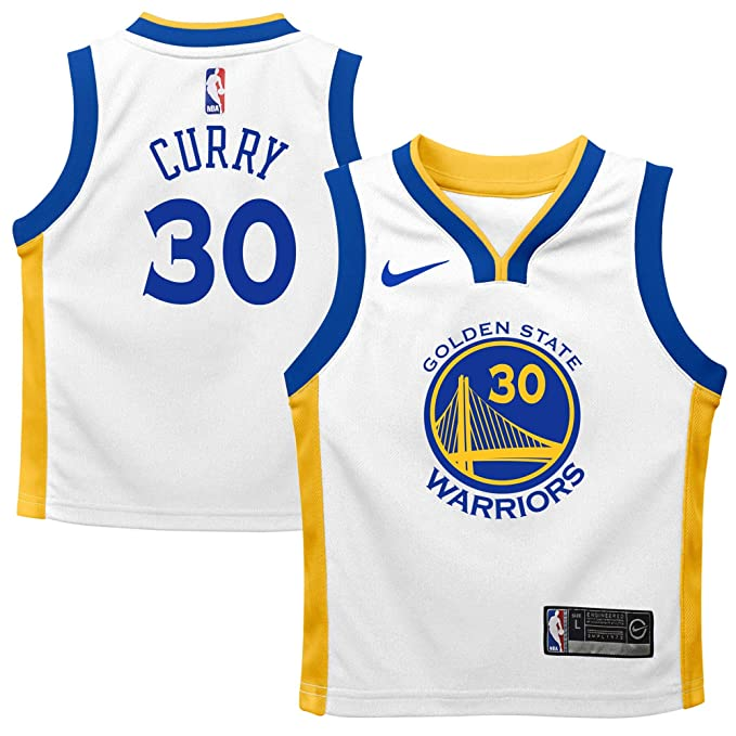 Amazon.com: Nike Stephen Curry Golden State Warriors NBA ...