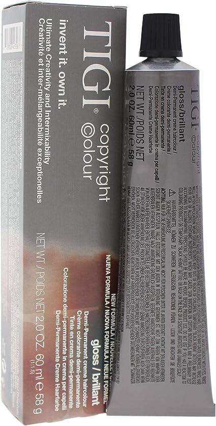 Tigi Gloss Ceniza marrón medio, caoba 4/85, 1 unidad (60 ml)