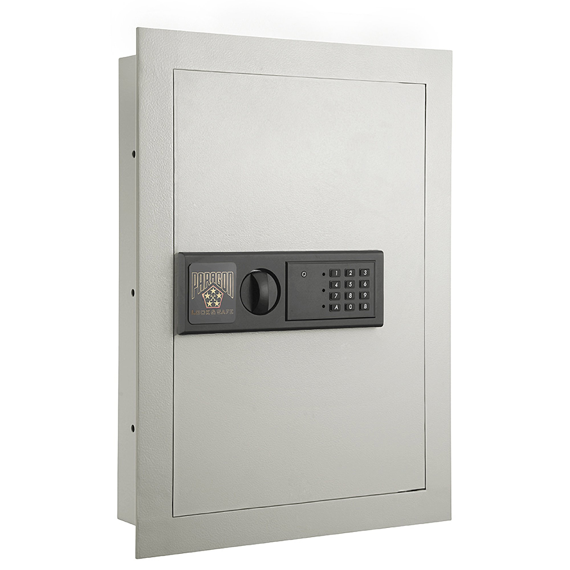 Paragon 7750 Electronic Wall Lock and Safe.83 CF Hidden In Wall Large Safe
