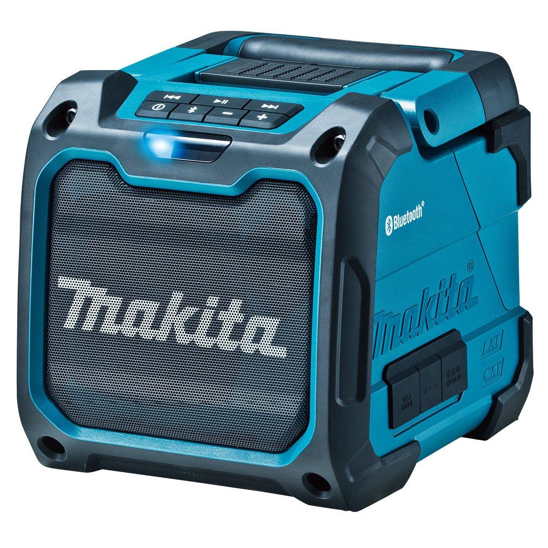 マキタ 充電式スピーカ MR200(青) 本体のみ B01HE74RM8  青
