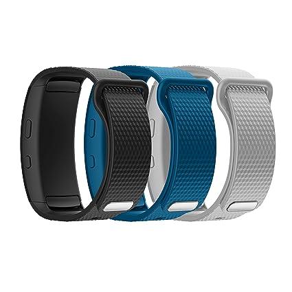 Amazon.com: CSVK Gear Fit2/Gear Fit2 Pro - Correa de ...