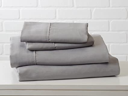 Great Bay Home Luxury Ultra Soft Bamboo Sheet Set. Spa Quality, Comfortable,