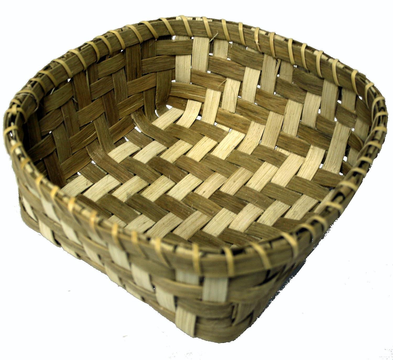 Totally Twill Basket Weaving Kit V.I. Reed & Cane Inc.