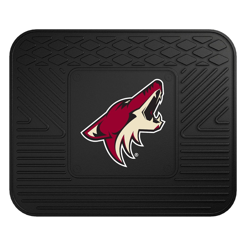 Fanmats 10662 NHL Phoenix Coyotes Front Row Vinyl Heavy Duty Car Mat 2 Piece