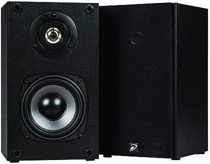 Dayton Audio B452 4 1 2quot 2 Way Bookshelf Speaker Pair