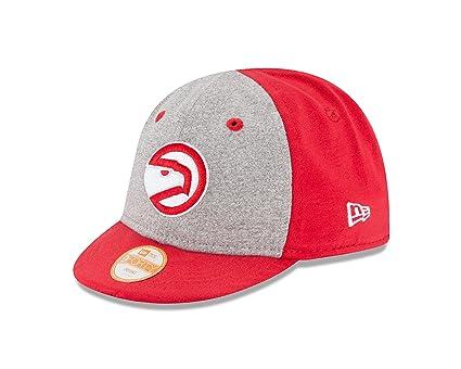 2cf066f9a79 Amazon.com   NBA Atlanta Hawks Kids Heather Tot 940 Adjustable Cap ...