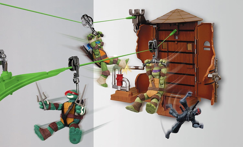Turtles Teenage Mutant Ninja Z-line Water Tower Washout ...