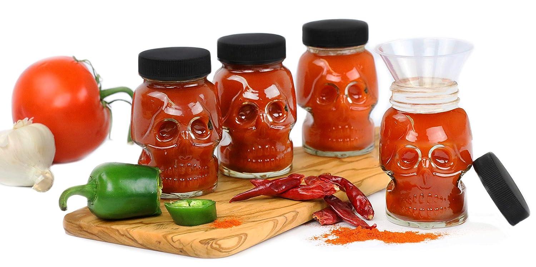Comida Gourmet Moderna, Haz Tu Propio Kit de Salsa Picante ...