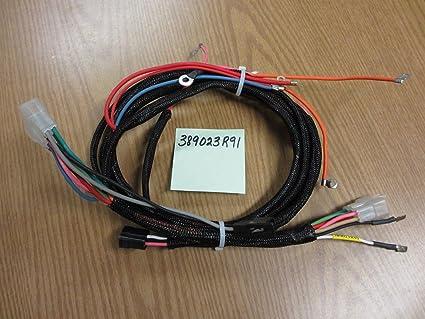 farmall 656 gas rear main w generator wiring harness ih 389023r91 rh amazon ca