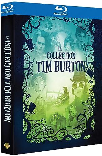 La Collection Tim Burton - Charlie et la chocolaterie + Les noces ...