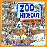 Zoo Hideout: Hidden Picture Puzzles (Seek It Out)