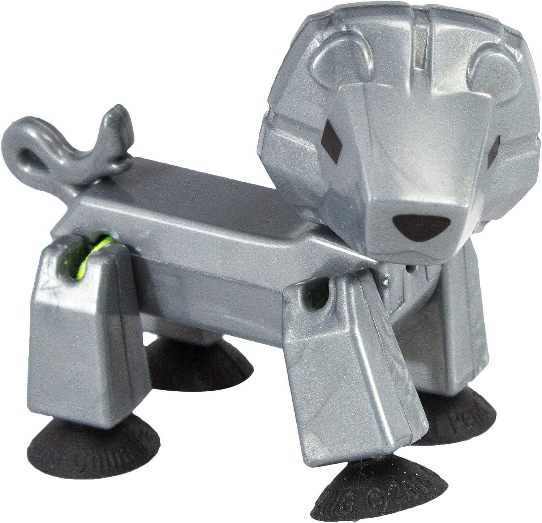 Stikbot Safari Pets Solid Blue StikLion