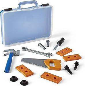 Just Like Home Mini Tool Case
