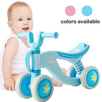 Amazon.com: Luddy - Bicicleta de primer equilibrio para bebé ...