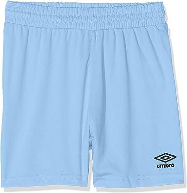 134-146 cm Azul Ni/ños Azul Marino Oscuro 451 UMBRO King Jnr Pantalones de F/útbol