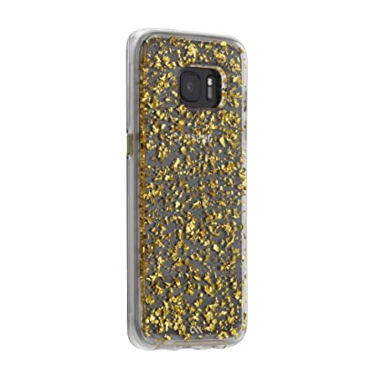 sneakers for cheap 73ff4 9cd3c Case-Mate Phone Case for Samsung Galaxy S7 Edge - Retail Packaging - Gold