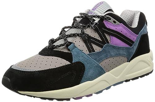 Karhu - Zapatillas de Ante para Hombre Negro Negro Negro Size: 40: Amazon.es: Zapatos y complementos