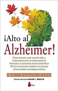 Alto al Alzheimer (Spanish Edition)