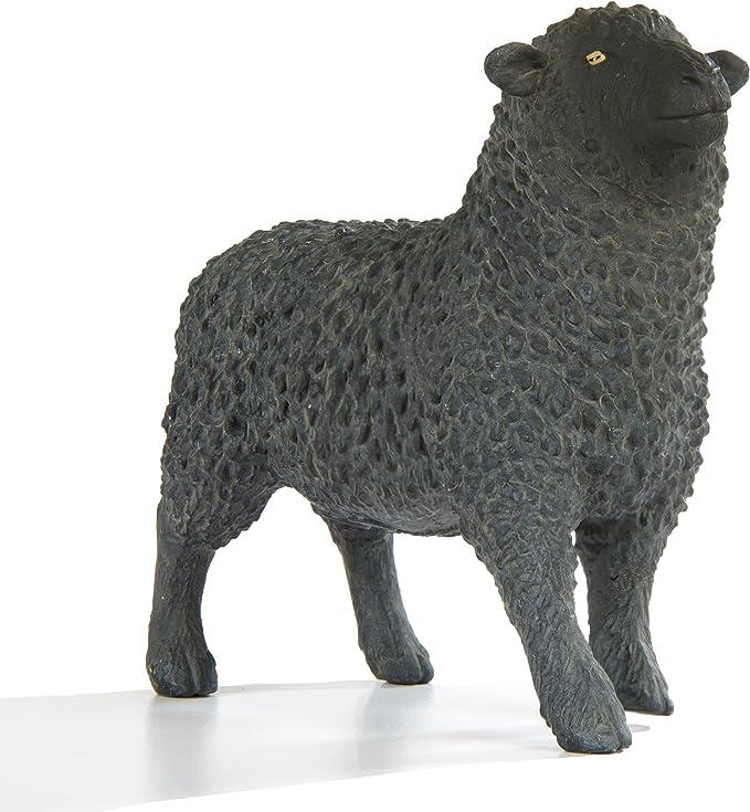 Safari 162229 - Figura de Oveja Negra: Amazon.es: Juguetes y juegos