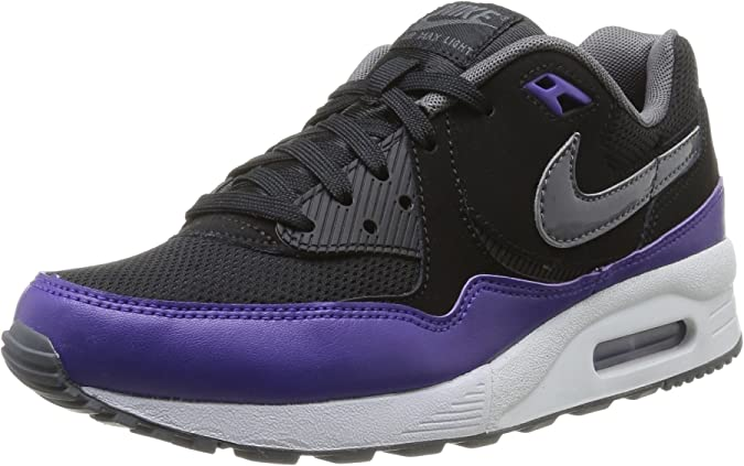 Nike - Zapatillas de running Air Max Light Essential, Blk/Drk Gry ...