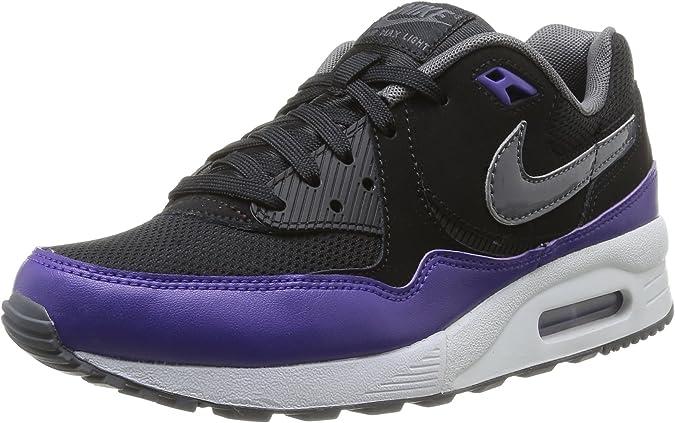 Nike - Zapatillas de running Air Max Light Essential, Blk/Drk Gry ...