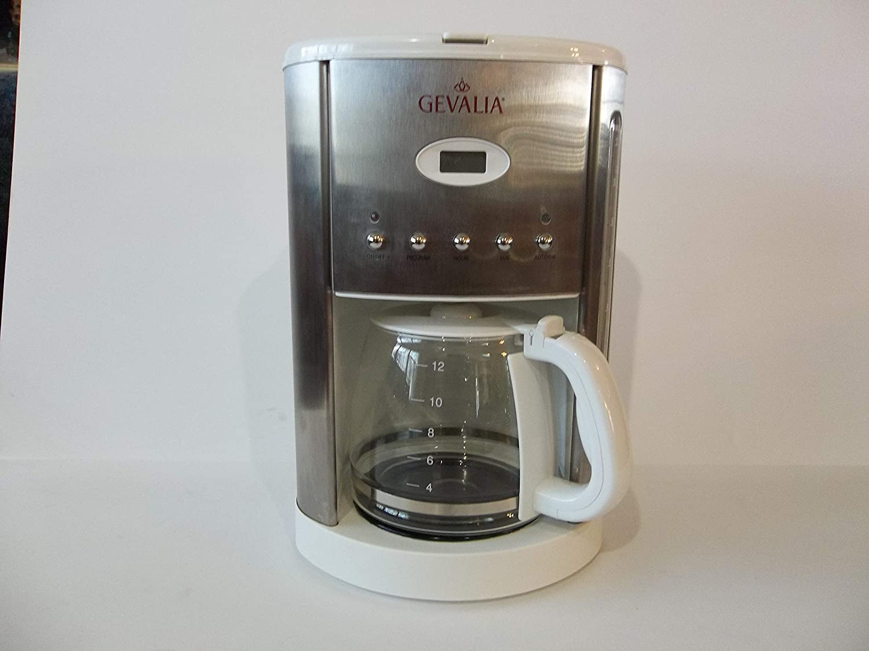 Amazon.com: Gevalia CM500 Coffee and Espresso: Combination Coffee Espresso  Machines: Kitchen & Dining