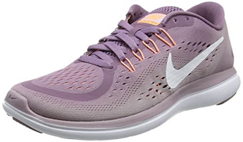 1a74cb31eb8b7 Nike Women s Flex 2017 RN Trainers Purple (Violet Dust White-Plum Fog-