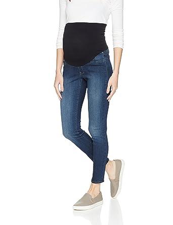 44001b6bc8631 NYDJ Women's Skinny Maternity Legging in Sure Stretch Denim at Amazon  Women's Clothing store: