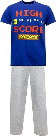Pac Man Pijama para Hombre