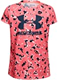 Amazon Price History for:Under Armour Girls' Novelty Big Logo Short Sleeve T-Shirt