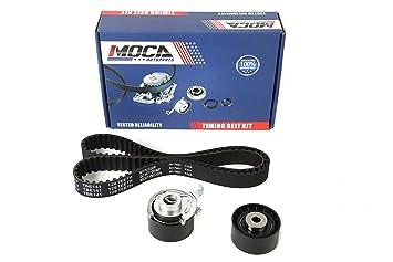 Moca tck294b Kit de Correa dentada con tensor – 2000 – 2004 Ford Focus &