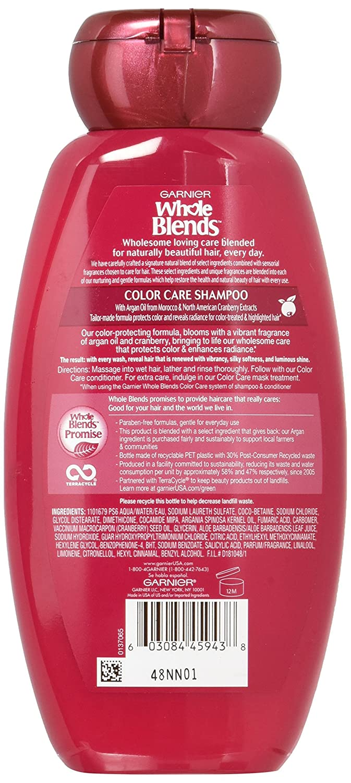 Shampoo Garnier: assortment, reviews 68