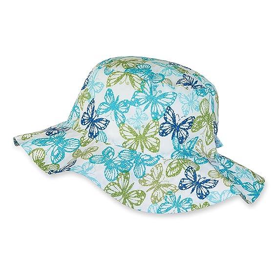 Sterntaler Stowable Pop-up Hoop Hat White