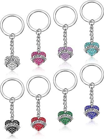 2020 graduation charm class of Huge sale charm crystal heart charm only