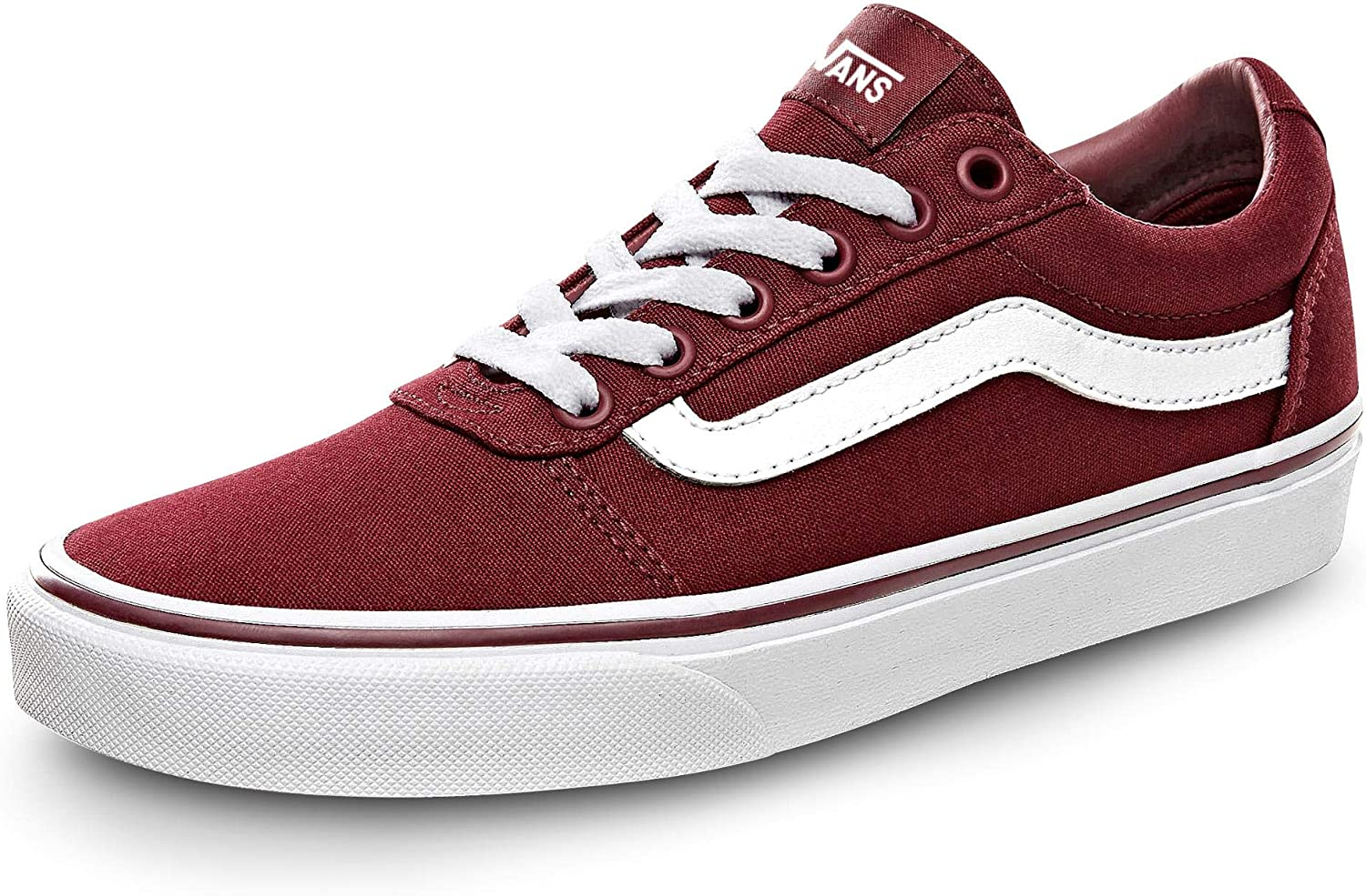 Ward Canvas Low-Top Sneakers