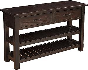 Martin Svensson Home Sofa - Console Table, Espresso