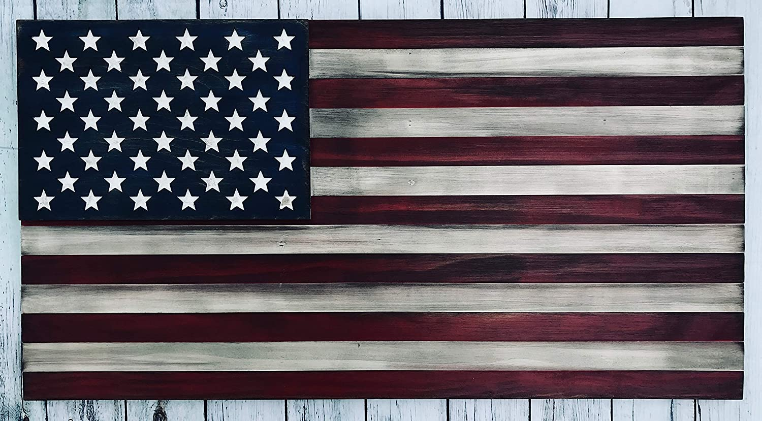 Usa Wooden Flag Wooden American Flag Wall Decor American Flag On Wood Wall Art American Flag Decor Rustic Wood American Flag Usa Wooden