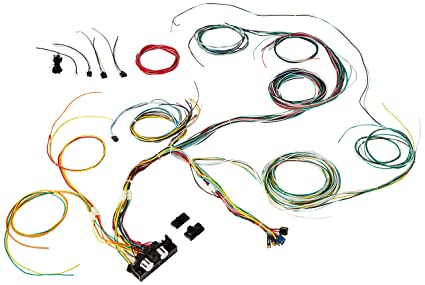 amazon com keep it clean 10545 wire harness system procomp ultraimage unavailable image not available for color keep it clean 10545 wire harness